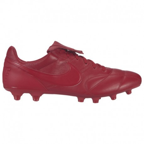 Nike The Premier FG Boots Red Nike The Premier II FG - Men's - Soccer - Shoes - Gym Red/ Gym Red /Gym Red | Width - D - Medium