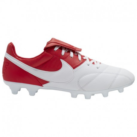 Nike The Premier SG Nike The Premier II FG - Men's - Soccer - Shoes - University Red/White/ University Red /White/University Re