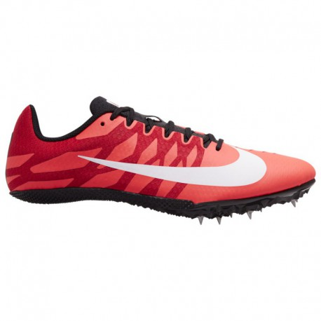 Nike Shoes China Air Max Zoom Red Nike Zoom Rival S 9 - Boys' Grade School - Track & Field - Shoes - Laser Crimson/White/Black/