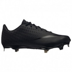 Nike Lunar Vapor Ultrafly Elite 2 Black Nike Lunar Vapor Ultrafly Elite 2 - Men's - Baseball - Shoes - Black/Black/Thunder Grey