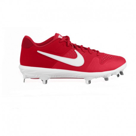 Nike Alpha Training Grip Red Nike Alpha Huarache Varsity Low - Men's - Baseball - Shoes - University Red/White/Gym Red Universi