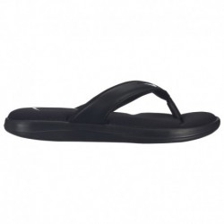 Nike Ultra Comfort Thong Nike Ultra Comfort 3 Thong - Women's - Casual - Shoes - Black/White | Width - B - Medium