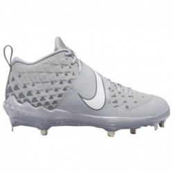 nike force trout 5 pro nike force trout 4 pro nike force air trout 6 pro men s baseball shoes wolf grey white cool grey wolf gr