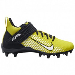 nike alpha menace elite 1 nike alpha menace elite 3 nike alpha menace varsity 2 boys grade school football shoes optic yellow w