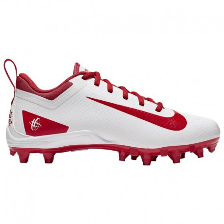 Nike Alpha Huarache 6 Elite Turf Lax Nike Alpha Huarache 7 LAX Low - Boys' Grade School - Lacrosse - Shoes - White/University R