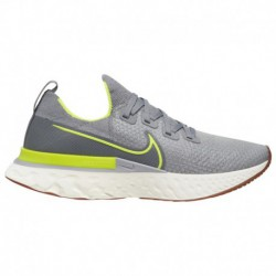 nike react presto wolf grey nike react ispa wolf grey nike react infinity run flyknit men s running shoes particle grey volt wo