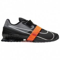 Nike Romaleos 3 White Nike Romaleos 4 - Men's - Training - Shoes - Anthracite/White/Total Orange/Black Anthracite/White/Total O