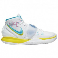 nike kyrie 2 blue yellow nike kyrie 3 blue yellow nike kyrie 6 boys grade school basketball shoes irving kyrie white blue fury